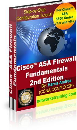 Cisco ASA Firewall Fundamentals ebook