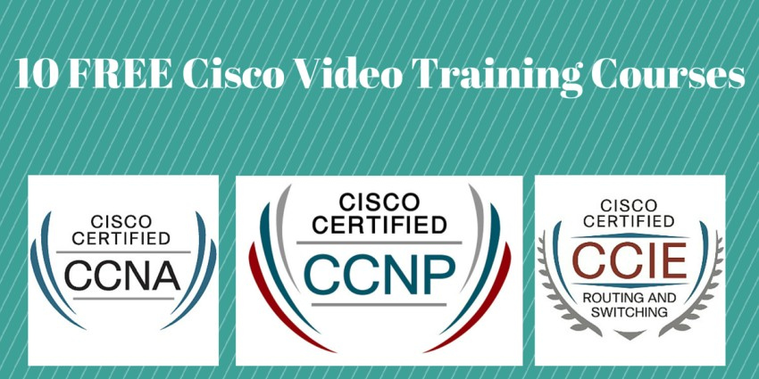 free-cisco-training-courses