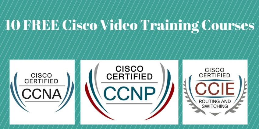 free-cisco-training-courses