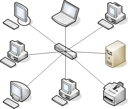 Compare And Contrast Network Topologies Star Mesh Bus Hybrid Etc