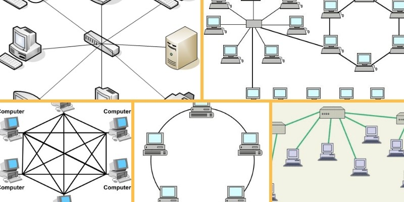 advantages and disadvantages of various network topologies
