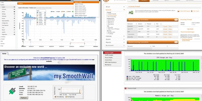 top 10 free open source firewall software