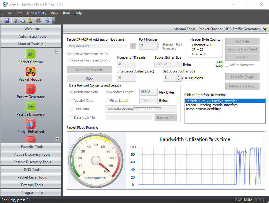 10 Best Network Traffic Packet Generator Software Tools (in