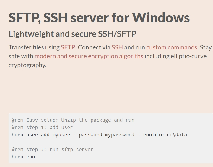 10 Best SFTP Server Software for Windows in 2019