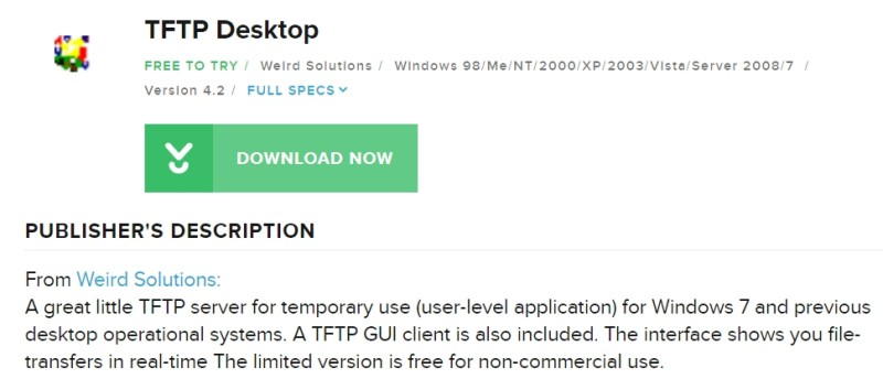 9 Free TFTP Server Software for Windows Computers (Updated 2019)