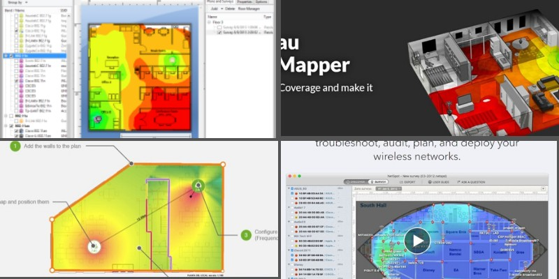 10 Best Free Paid Wifi Heatmap Software For Wireless Site Survey