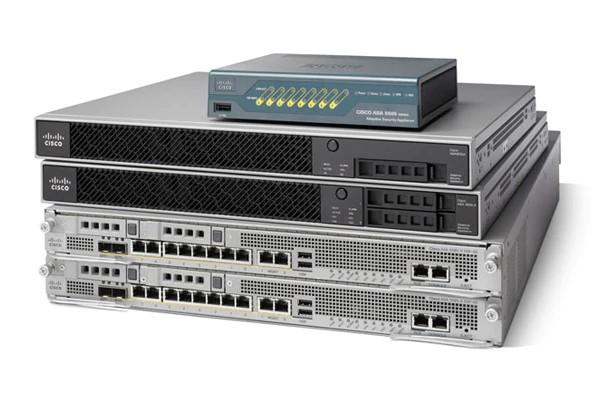 Cisco ASA security appliances