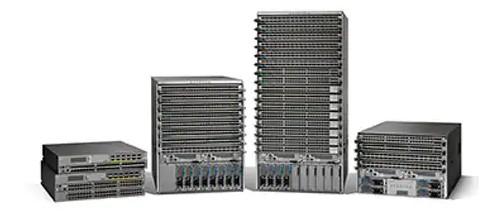 data center nexus switches
