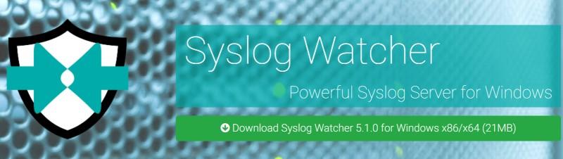 syslog watcher