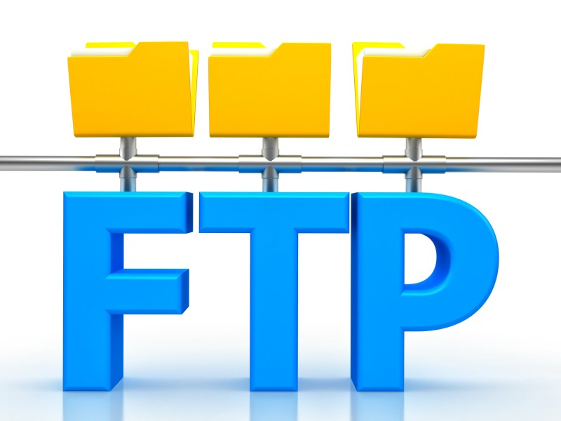 FTP network protocol