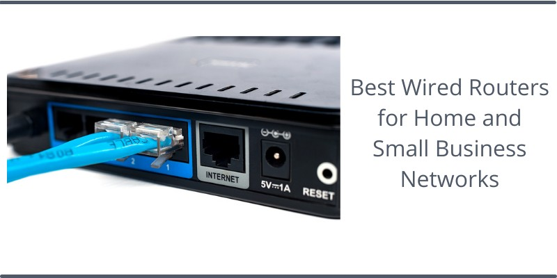 top network wired routers